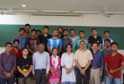 Pre-placement training at IIT Kharagpur